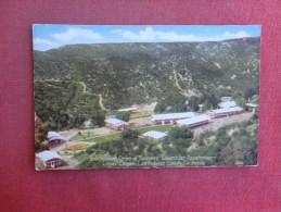 California> Los Angeles County Lopez Canyon Tubercular Sanatorium s ref 1494