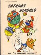 Satanas Et Diabolo - La Poursuite Infernale - Hanna Barbera 1973 - Autres