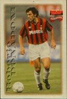 1997 DONADONI LE CARTOLINE DI FORZA MILAN - CALCIO FOOTBALL - Calcio