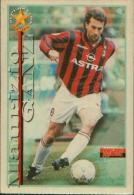 1997 GANZ LE CARTOLINE DI FORZA MILAN - CALCIO FOOTBALL - Calcio
