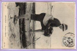 33 - ARCACHON  --  Parqueuse D'huitres - N° 48 - Arcachon
