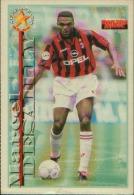 1997 DESAILLY LE CARTOLINE DI FORZA MILAN - CALCIO FOOTBALL - Calcio