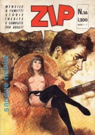 ZIP N°16  SANGUE NOBILE - Libri, Riviste, Fumetti