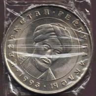 KAZAKHSTAN 20 Tenge 1993 Muhammad-al-Farabi - Kazajstán