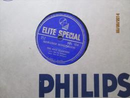 Disque 78 Tours Hawaiian Honeymoon Hel 104 An Island Melody The Maui Islanders - 78 T - Disques Pour Gramophone