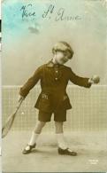 Fotokaart - Kind Met Speelgoed - Jeux Et Jouets