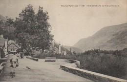 65 St-SAUVEUR  La Rue Principale - France