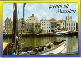 4cp002: Groeten Uit Maassluis . - Maassluis