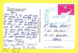 10336. Postal SANTO DOMINGO (Republica Dominicana) 1998 - Dominican Republic