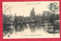 41-Romorantin-les Bords De La Sauldre - Taille Cpa 1906 - Romorantin