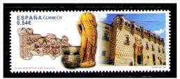 4.- 058 SPAIN ESPAGNE 2014.  MUSEUM OF GUADALAJARA ARCHEOLOGY. ART - 1931-Today: 2nd Rep - ... Juan Carlos I