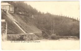 Souvenir  Du  Barrage  De La  Gilette - Jalhay