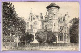 33 - ARCACHON  -- Le Chalet Luxembourg - Arcachon