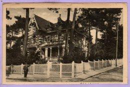 33 - ARCACHON  -- Villa Burgundia - état - Arcachon