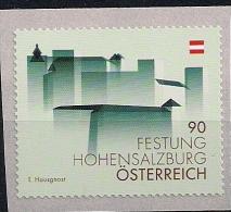 2013 Austria Mi. 3091**MNH  Folienstamp Festung Hohensalzburg, Salzburg - 1945-.... 2nd Republic