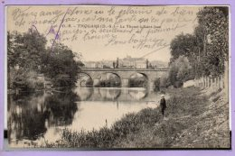 79 - THOUARS -- Le Thouet à St Jean - Thouars