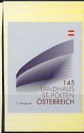 2013 Austria Mi. 3096 **MNH  Bookletstamp   Landhaus, St. Pölten - 1945-.... 2nd Republic