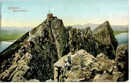 GIBRALTAR - SIGNAL STATION - Gibraltar