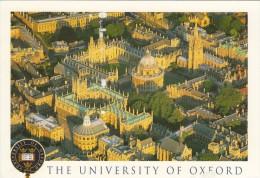 The University Of Oxford 16X11cm Postcard 182 - Oxford