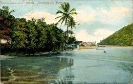 BRAZIL - SANTOS - FORTALEZA DA BERTIOGA 1914 - Brazil