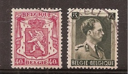 België   OBC    479 / 480   (0) - Unclassified