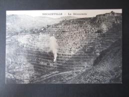 CPA FRANCE (K20) 12 DECAZEVILLE (2 Vues) La Découverte - Edition Courdurié - Decazeville