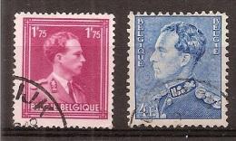 België   OBC    832 / 833   (0) - Unclassified