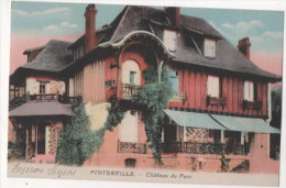 PINTERVILLE - Château Du Parc - Pinterville