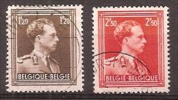 België   OBC    845 / 846   (0) - Unclassified
