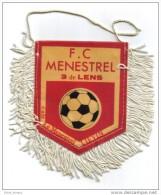 F.C LENS Café Le Menestrel Lievin - Habillement, Souvenirs & Autres