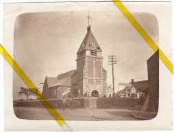 60 OISE LIBERMONT Canton De GUISCARD PHOTO ALLEMANDE MILITARIA 1914//1918 - Other Municipalities