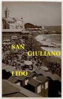 GENOVA - Spiaggia E Bagni SAN GIULIANO LIDO D´Albaro ANIMATISSIMA - Genova (Genoa)