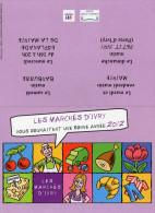 CALENDRIER 2012  Les Marchés D'Ivry - Tamaño Pequeño : 2001-...