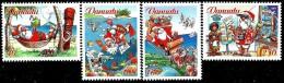 Vanuatu - 2013 - Christmas - Mint Stamp Set - Vanuatu (1980-...)
