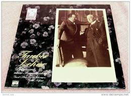 LP Vinyl  ,  Tauber - Lehár : Dokument Einer Freundschaft  /  Gast-Star : Vera Schwarz - Oper & Operette