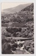 (RECTO / VERSO) GORGES DE LA MEOUGE EN 1959 - N° 2473 - LA PISCINE ET LA CASCADE - FORMAT CPA - Other Municipalities