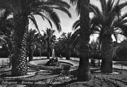 caltagirone: giardino pubblico laghetto