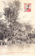 COCHINCHINE - Saigon, Leggi Testo, Animata,viagg. Anni 10- GIU-19-72 - Vietnam