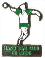 HANDBALL - H7 - CLUB DU LOING - Verso : SM - Pallamano