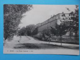 63 : RIOM : LA PRISON CENTRALE  :  C.P.A. :carte En Trés Bon état : - Monuments