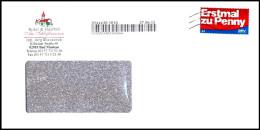 Bund / RPV-Briefservice [03050 Cottbus]: 'Erstmal Zu Penny, 2013' / 'First To Penny [super Market]' I EF - Private & Local Mails