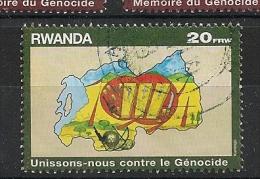 RWANDA 1411 Used Oblitéré - Rwanda
