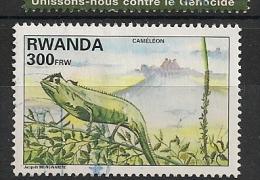 RWANDA 1410 Used Oblitéré - Rwanda