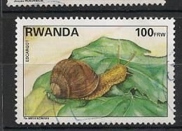 RWANDA 1408 Used Oblitéré - Rwanda