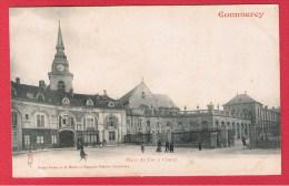 COMMERCY  //   Place Du Fer à Cheval  //  Carte Vierge - Commercy