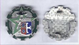 Insigne Du 7e Régiment Du Train - Armée De Terre