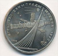 1 Rubel  Münzen   4 Münzen - Rusland