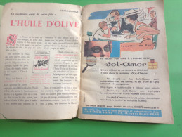 Selection Du Reader´s Digest Juillet 1954-pub Gevacolo-sol Amor-tracteur Allis Chalmers-caroline-mites-r Adio Etc..mega - Livres, BD, Revues