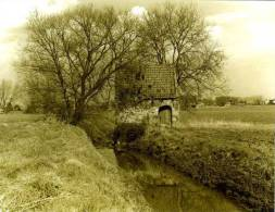 ZWEVEGEM (W.Vl.) - Watermolen /moulin à Eau - Verdwenen Molen Te Slijpe, Kort Voor De Afbraak. Zeldzaam! - Zwevegem