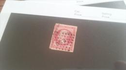 LOT 222384 TIMBRE DE FRANCE OBLITERE N�17B VALEUR 55 EUROS
